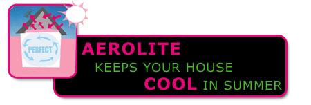 aerolite roof insulation